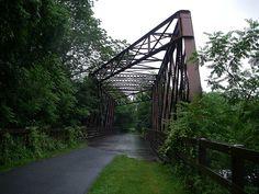 Rail To Trail Lebanon County, PA