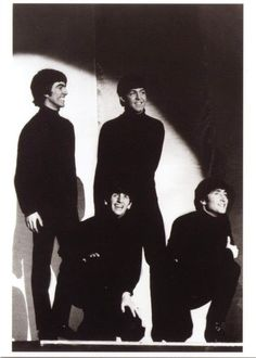 Late December 1963. The Beatles' First Christmas Show.