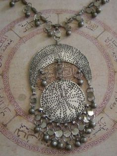 TatiTati Style ✤ Silver necklace