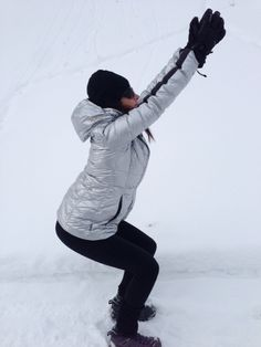#snow #yoga http://ranawaxman.com/staying-fit-and-flexible-with-yoga/