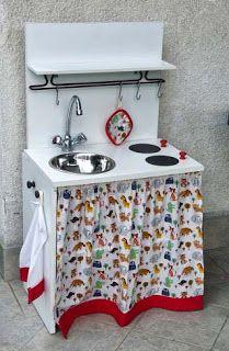 play kitchen My Works, Curtains, Shower, Play, Bathroom, Kitchen, Prints, Rain Shower Heads, Washroom