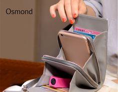 Promo Offer Osmond Design Women Handbags Korean Mini Bag Cell Phone Bags  Simple Small Crossbody Bags f5b2edc848fdd