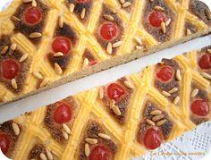 La Cocina de los inventos: Coca de Sant Joan Coco, Waffles, Sweets, Breakfast, Blog, Bun Hair Piece, Cooking Recipes, Postres, Crack Cake