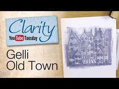 ▶ Gelli Plate How To - Old Town - YouTube