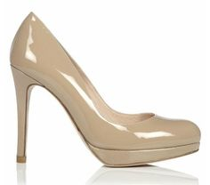 'Sledge' shoes Absolutely perfect pair of heels...could wear with ANYTHING! Love love love.