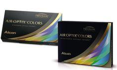 Air Optix Colored Contact Lenses: Air Optix Colored Contact Lenses from PostalContacts.com $30–$168