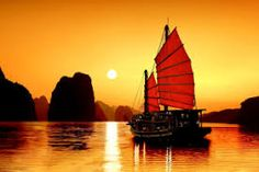 sailing in the sunset - sunset, ocean, rock, boat Turkey Destinations, Travel Destinations, Asia, May Bay, Romantic Honeymoon, Travel Outfit Summer, Travel Goals, Logs, World Heritage Sites