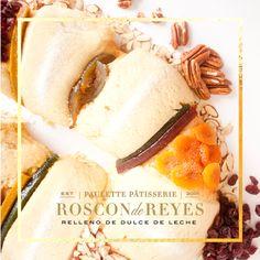 Roscón de Reyes - Paulette Pâttiserie