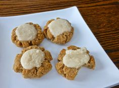 Pure and Simple Nourishment : Ginger Cookies with Coconut Cream Icing: Guest Post (SCD, GAPS, Paleo)