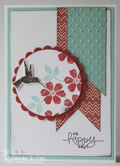 Janneke Stampin' Up! Demonstrator : Oh Happy Day!