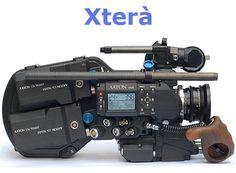 Aaton Xterà film camera 16 mm.
