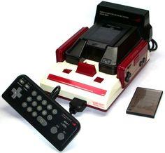 Nintendo Famicom Network System - Japan (1988)