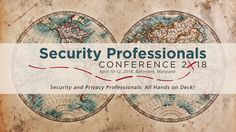 The Security Professionals Conference is the premier forum for connecting with higher education information security and privacy professionals. Security Conference, Education Information, Baltimore Maryland, April 10, Higher Education