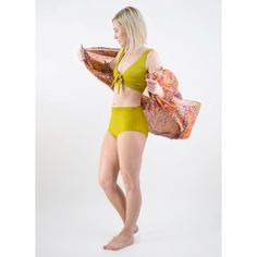 """540 Likes, 40 Comments - Friday Pattern Company (@fridaypatterncompany) on Instagram: """"The Vernazza Two Piece pattern is officially available!!! The Vernazza is a bikini that will make…"""""""