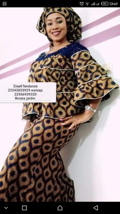 African Dresses For Women, African Attire, African Fashion Dresses, African Clothing For Men, African Print Fashion, African Print Dress Designs, Kente Styles, Camisoles, Wax