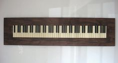 Piano Keys (Made of wood) Finally something I can do with all the junker pianos we get...
