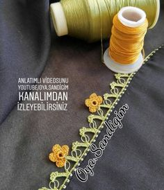 46 Likes Sequin Beaded Crochet Floral Needlework Models - Ideas & Thoughts Crochet Borders, Crochet Flower Patterns, Baby Knitting Patterns, Crochet Designs, Crochet Flowers, Bead Crochet, Crochet Lace, Crochet Necklace, Knitting Socks