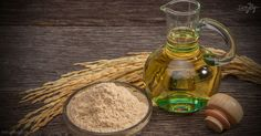 Rice bran oil contains the right balance of saturated, monounsaturated and polyunsaturated fatty acids, thus offering a number of health benefits.