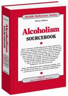 basic consumer health information about alcohol abuse, addiction ...