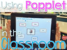 Using Popplet in the Classroom