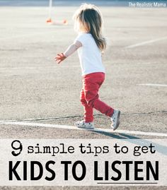 Getting Kids to Listen
