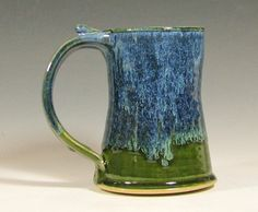 Hey, I found this really awesome Etsy listing at https://www.etsy.com/listing/169223014/coffee-mug-ceramic-beer-tankard-cup