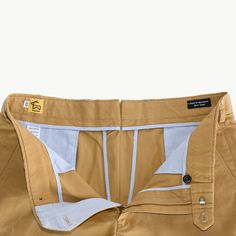 Sanded Canvas Trouser from Elk Head Clothing