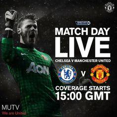 MUTV Match Day Live Social Graphic