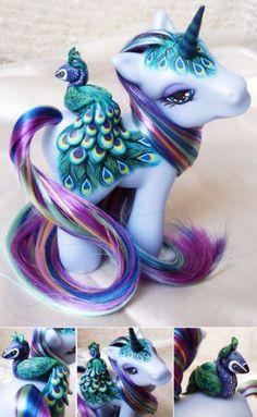 Peacock My Little Pony