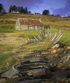 Bygone Relics · Talmine · Sutherland © Ian Cameron