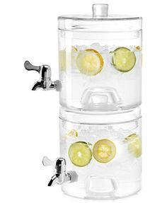CLOSEOUT! Artland Beverage Dispenser, Stackable