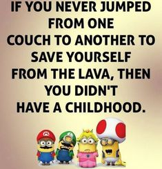 Sadly I never have done that...WAIT YES I HAVE!!!