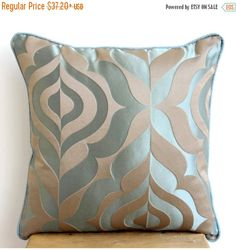 15% HOLIDAY SALE Decorative Throw Pillow Cover by TheHomeCentric