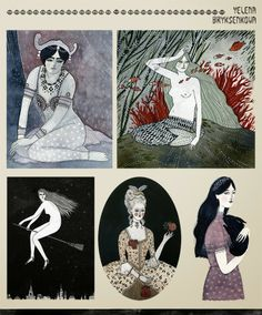 Yelena Bryksenkova - El Insomnio de Allegra