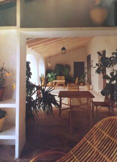 "blueberrymodern:  ""Dan Rasmussen's farmhouse in Benisa, Spain  """