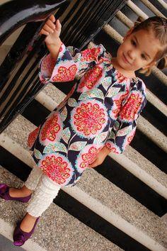 icandy handmade: (Review) Violette Field Threads: Audrey Dress