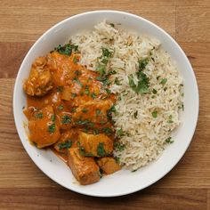 Slow Cooker Chicken Tikka Masala by Tasty