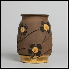 De Porceleyne Fles - kleine Jacoba-aardewerk vaas