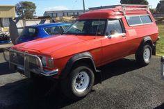 Holden Kingswood panelvan Overlander