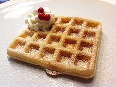 Rum, Food And Drink, Baking, Dinner, Breakfast, Sweet, Waffle Iron, Food Portions, Dessert Ideas