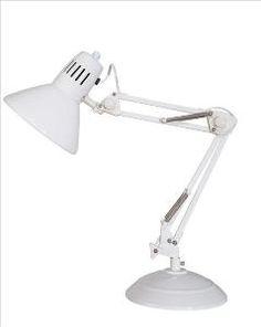 Jastek Beta Office White Lamp White Desk Accessories, Desk Lamp, Table Lamp, White Desks, Home Decor, Lamp Table, Decoration Home, Office Lamp, Room Decor