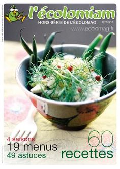 200 menus equilibres à 2 euro by bernard carrascosa - issuu Guacamole, Avril, Ethnic Recipes, Euro, Cover, Food, Recipes, Meal, Eten