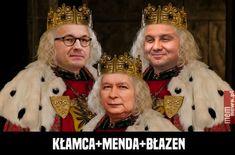 Rozszyfrowaliśmy K+M+B Anti Politics, Best Memes, Funny Memes, Weekend Humor, Shakira, Offensive Memes, Internet, Haha, Chistes