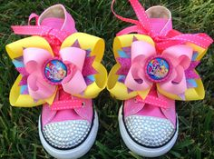 MY LITTLE PONY Shoes My Little Pony Party by SparkleToes3