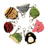 wallets  Or use for dodo bag holders when you go on your walk.