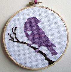 Kattuna cross stitch