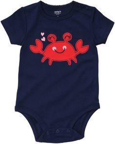 Carter's Top-Snap Bodysuit - Crab-18 Months Carter's, http://www.amazon.com/dp/B0071OY2Q6/ref=cm_sw_r_pi_dp_gfaRpb17F3PH0