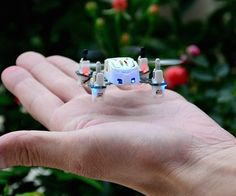 Those of you who enjoy flying quadcopters will definitely like the Hubsan Q4 Nano Mini.