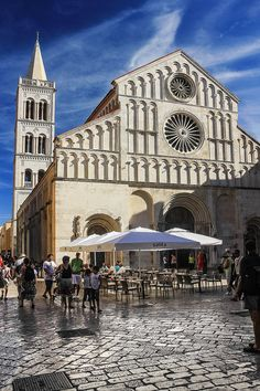 Zadar Cathedral, Europe