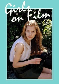 Girls on Film 13  Girls on Film is a contemporary photography zine curated by Igor Termenon, which showcases girl portraits taken with film cameras. Issue 13 features the work of 18 photographers www.girlsonfilmzine.co.uk